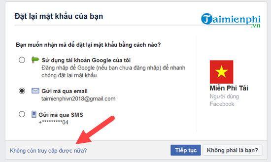 Hướng dẫn lấy lại Facebook bị hack pass và mất email đăng ký 3