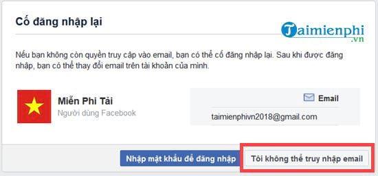 Hướng dẫn lấy lại Facebook bị hack pass và mất email đăng ký