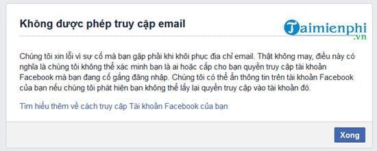 Hướng dẫn lấy lại Facebook bị hack pass và mất email đăng ký 6