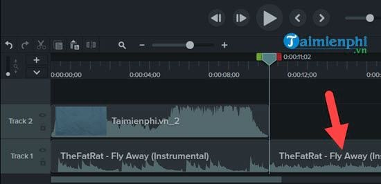 Hướng dẫn cách ghép nhạc vào Video nhanh, đơn giản 10