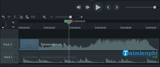 Hướng dẫn cách ghép nhạc vào Video nhanh, đơn giản 11