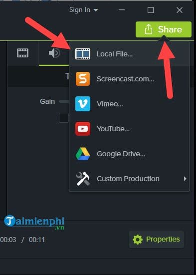 How to add music to video quick and easy 13
