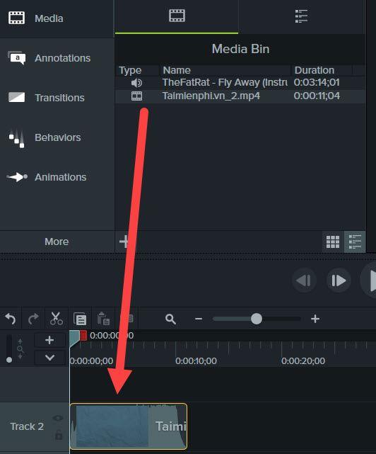 Hướng dẫn cách ghép nhạc vào Video nhanh, đơn giản 3