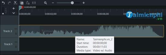 Hướng dẫn cách ghép nhạc vào Video nhanh, đơn giản 4
