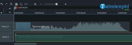 Hướng dẫn cách ghép nhạc vào Video nhanh, đơn giản 5