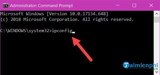 Xem địa chỉ IP của máy tính Windows 10 siêu đơn giản 2
