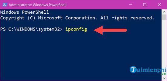 Xem địa chỉ IP của máy tính Windows 10 siêu đơn giản 5