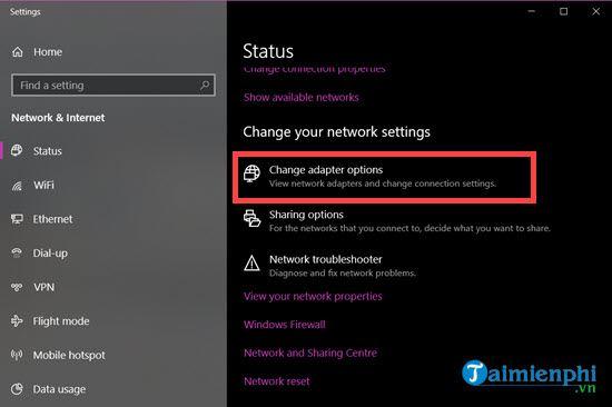 Xem địa chỉ IP của máy tính Windows 10 siêu đơn giản 8