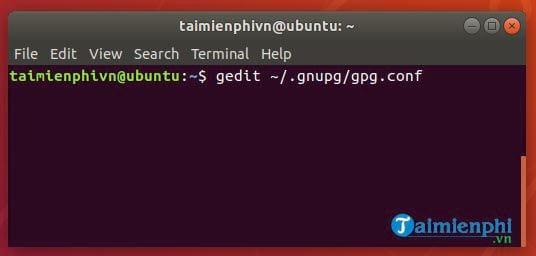 huong dan cach ma hoa files va thu muc tren ubuntu 10