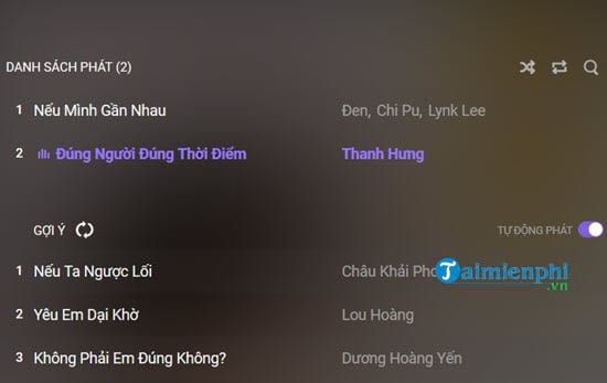 How to make playlist of music on zing mp3 Create playlist of music of rieng minh 13