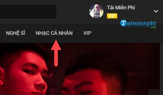 How to make playlist of music on zing mp3 Create playlists of rieng minh 5
