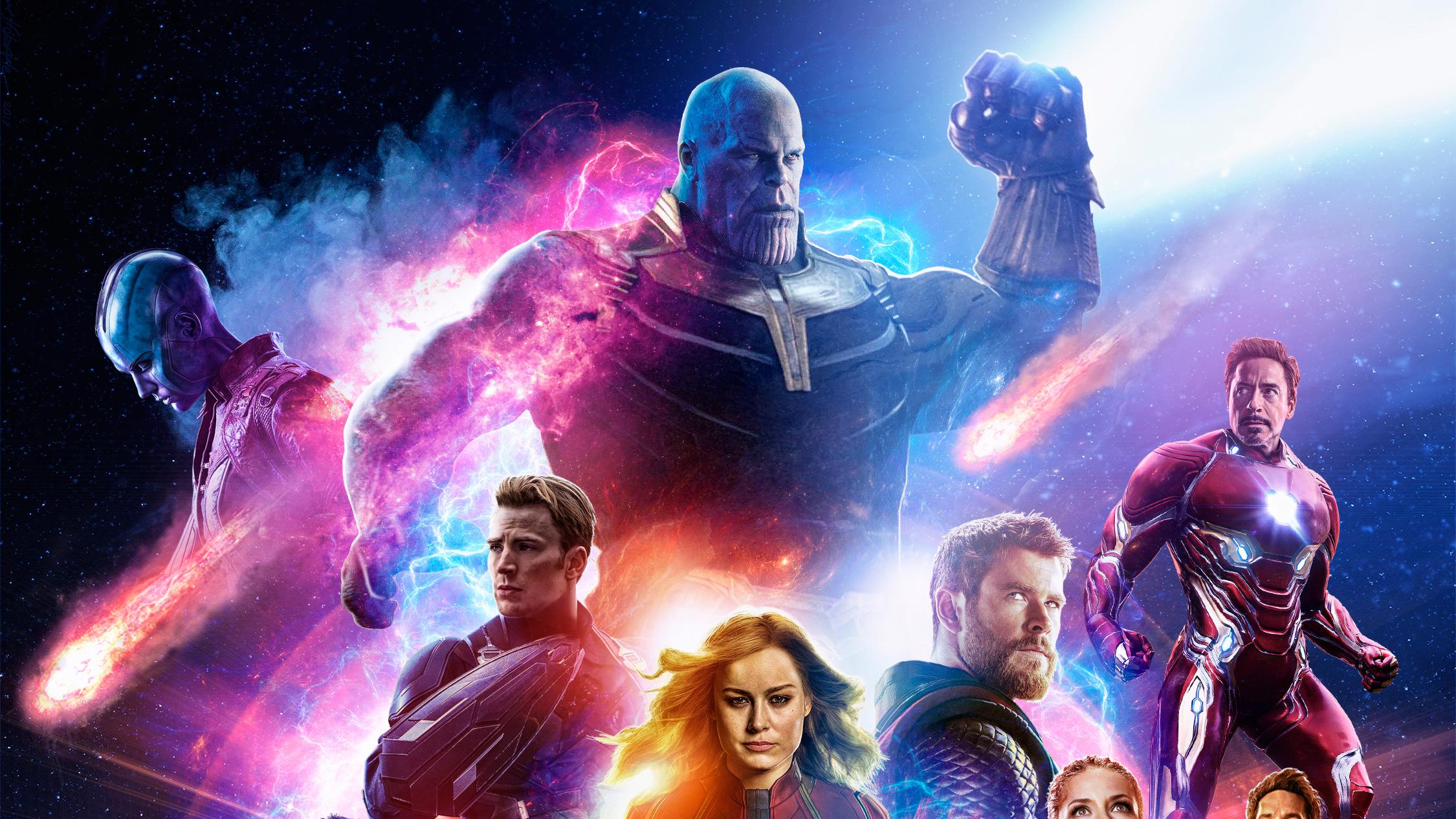 Captain marvel wallpaper for full hd screen 4