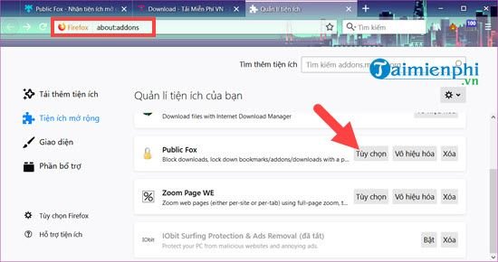 How to remove flowers from the file on google chrome firefox coc coc 10