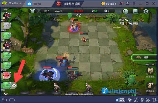 Cách chơi Auto Chess Mobile trên PC 10