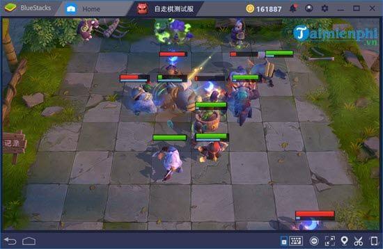 Cách chơi Auto Chess Mobile trên PC 12