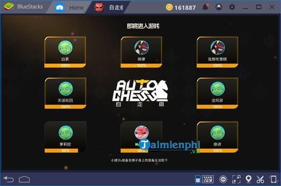Cách chơi Auto Chess Mobile trên PC 7