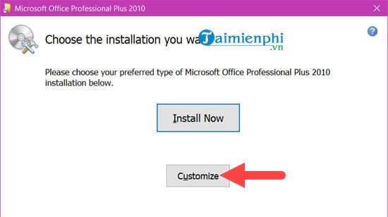 How to install 2007 and 2010 offices in parallel on computer 3