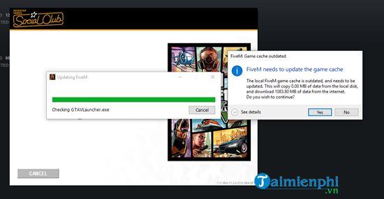 Cách tải GTA V Roleplay, cài game GTA 5 Roleplay trên máy tính