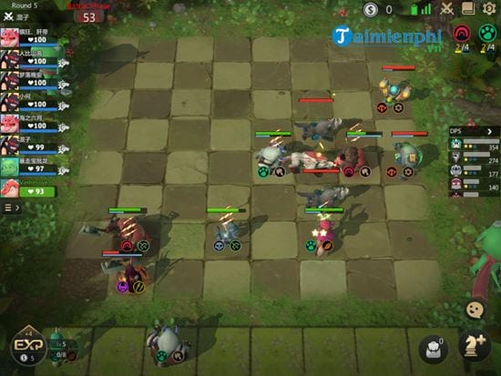 guide and play auto chess on iphone 19