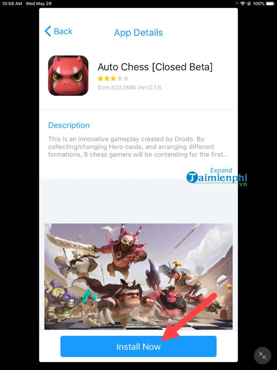 guide and play auto chess on iphone 10