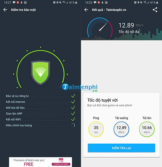 Cách sử dụng wifi miễn phí với WiFi Map 6