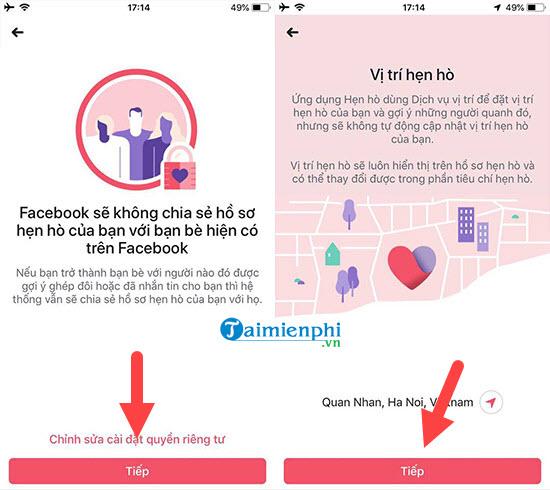 Tính năng hẹn hò mới trên Facebook hoạt động như thế nào? 3