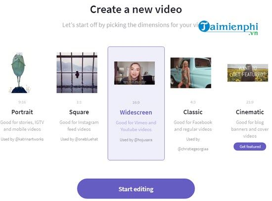 Importing music to video online is the most simple 5