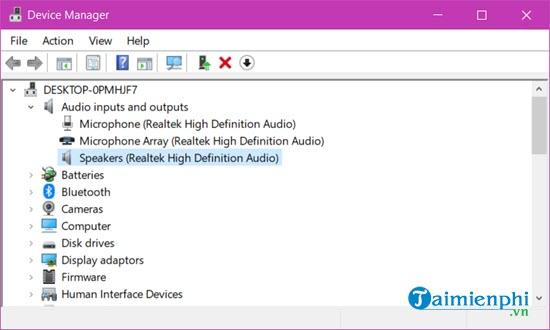 Cách sửa lỗi không nghe được nhạc, âm thanh khi cắm tai nghe vào máy tính 5