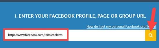Xem ID Facebook, lấy ID người dùng trên Facebook