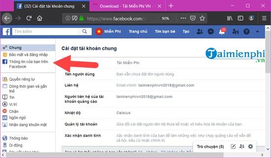 Làm thế nào để khôi phục tin nhắn Facebook bị xóa? 2