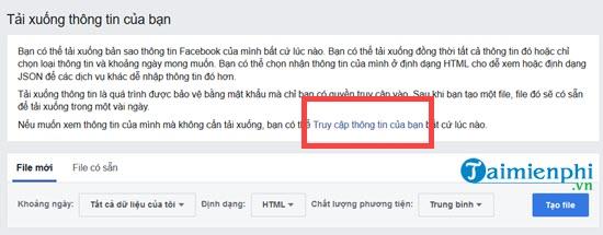 Làm thế nào để khôi phục tin nhắn Facebook bị xóa? 4