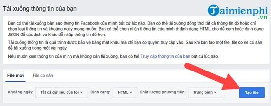 Làm thế nào để khôi phục tin nhắn Facebook bị xóa? 7