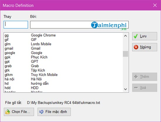 Cách sửa lỗi Unikey không gõ được tiếng Việt có dấu trên máy tính, laptop 4