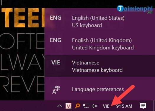 Cách sửa lỗi Unikey không gõ được tiếng Việt có dấu trên máy tính, laptop 5