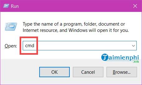Cách bật, tắt tường lửa trên Windows 10, bật tắt Firewall 5