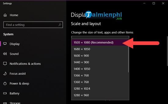 Cách đổi độ phân giải màn hình máy tính Windows 10, 8, 7, XP 2
