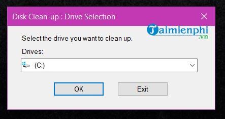 Dọn dẹp máy tính, xóa file rác cho PC, Laptop 2
