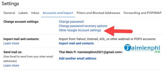 Identify 2 gmail messages on your phone 3
