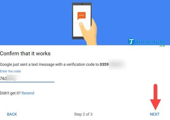 Identify 2 gmail messages on your phone 9