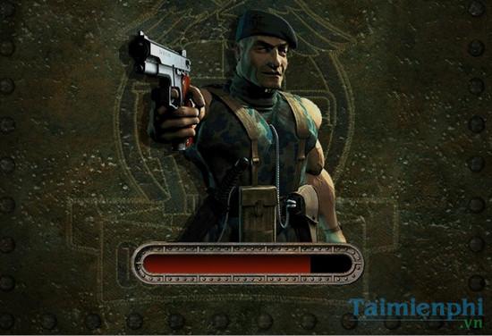 choi Commandos tren chrome