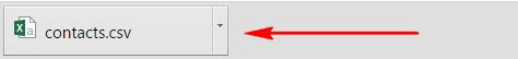 Chuyển danh bạ từ Gmail sang Outlook