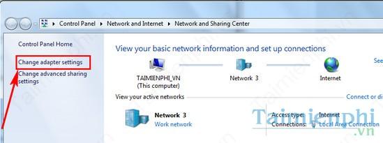 Sửa lỗi mất biểu tượng wifi trên taskbar win 7 2