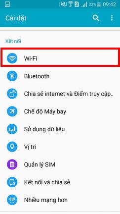 doi ip tinh cho android