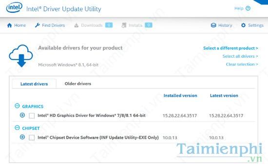 Top 4 phần mềm cập nhật driver miễn phí trên Windows 2