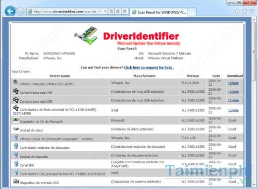 Top 4 phần mềm cập nhật driver miễn phí trên Windows 6