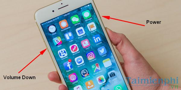 Cách reset cứng iPhone 7 hoặc iPhone 7 Plus 2