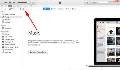 Chuyển dữ liệu danh bạ, tin nhắn, hình ảnh, video từ Android sang iPhone, iPad 11