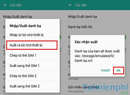 Chuyển dữ liệu danh bạ, tin nhắn, hình ảnh, video từ Android sang iPhone, iPad 6