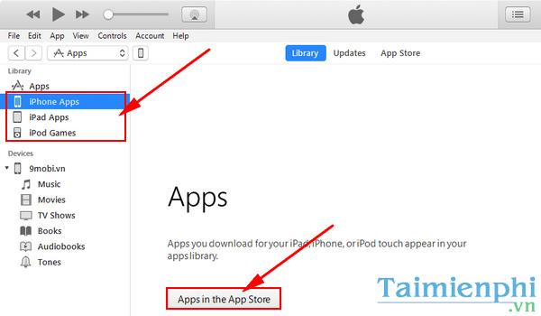 huong dan tai va cai dat app cho iphone