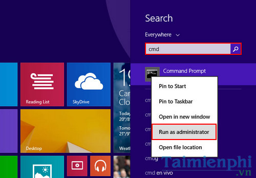 How to clear cache dns windows 8